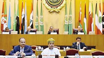 الأمين العام يشارك في اجتماعات الدورة ال 99 للمجلس الاقتصادي والاجتماعي العربي