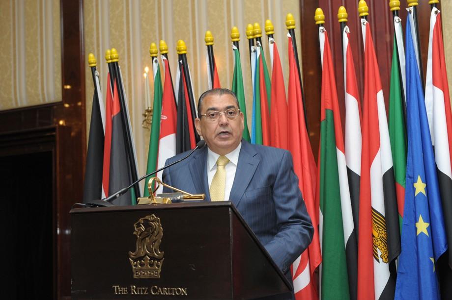 Nael Al-Kabariti, Präsident der Generalunion der arabischen Handelskammern