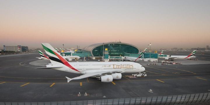 Airside Dubai Airport