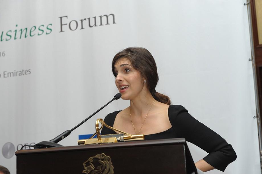 Maria Al Zahrani (Head of Investor Relations, Emaar The Economic City)