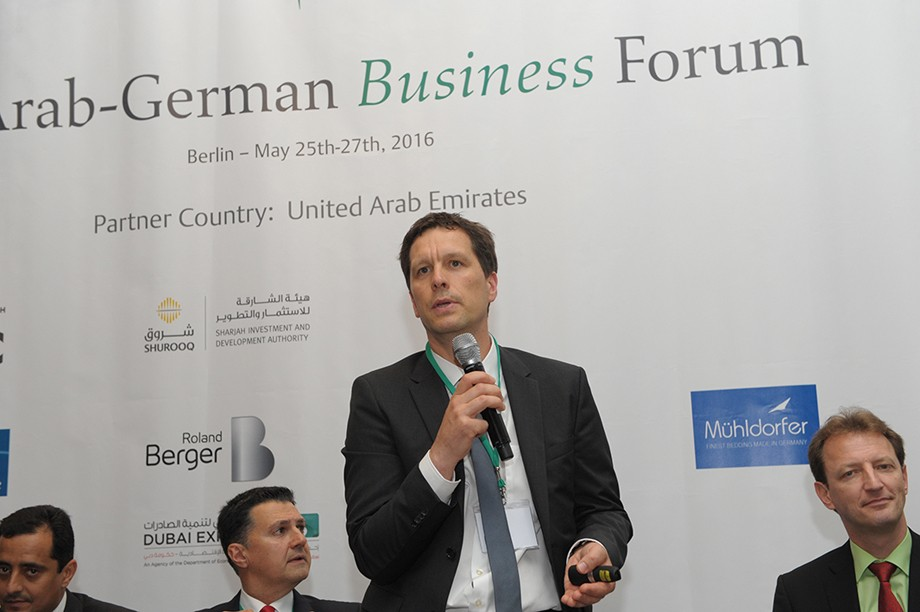 Uwe Hörmann (Partner, Roland Berger)